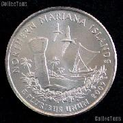 Mariana Islands Quarter 2009-P Northern Mariana Islands Quarter * BU