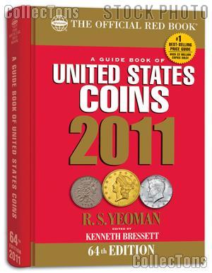 Whitman Red Book United States Coins 2011 - Hard Spiral