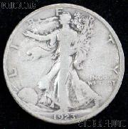 1923-S Walking Liberty Silver Half Dollar Circulated Coin G 4 or Better