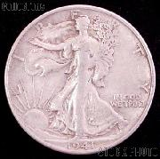 1941 Walking Liberty Silver Half Dollar Circulated Coin G 4 or Better