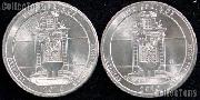 2010 P & D Arkansas Hot Springs National Park Quarters GEM BU America the Beautiful