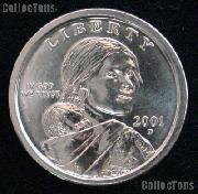 2001-D Sacagawea Dollar BU 2001 Sacagawea SAC Dollar