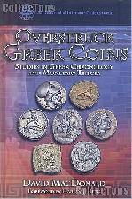 Overstruck Greek Coins Studies in Greek Chronology & Monetary Theory by MacDonald - Hard Cover