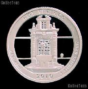 2010-S Arkansas Hot Springs National Park Quarter GEM SILVER PROOF America the Beautiful
