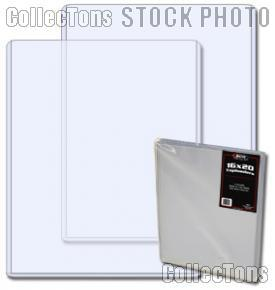 16x20 Picture Frames by BCW 10 Pack 16 x 20 Picture Frame Toploaders