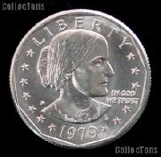 1979-D Susan B Anthony Dollar GEM BU 1979 SBA Dollar