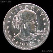 1979-P Susan B Anthony Dollar Type 1 Far Date GEM BU 1979 SBA Dollar
