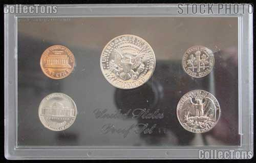 1971 U.S. Mint Proof Set - RARE ERROR 1971 No S Nickel