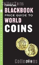 2011 Official Blackbook Price Guide to World Coins by Hudgeons - Paperback