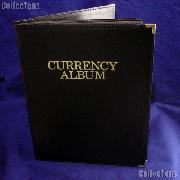 Paper Money Supplies - Currency Albums