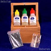 Coin Collecting Supplies - Metal Test Kits & Gold Mining Supplies