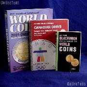 Coin Collecting Books - World Coin Books