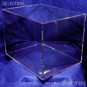 Display Cube for Helmet or Collectibles by BallQube Helmet Holder
