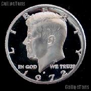 1972-S Kennedy Half Dollar * GEM Proof 1972-S Kennedy Proof