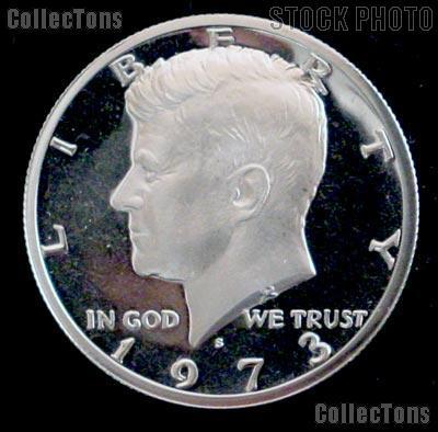 1973-S Kennedy Half Dollar * GEM Proof 1973-S Kennedy Proof