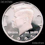 1995-S Kennedy Half Dollar * GEM Proof 1995-S Kennedy Proof