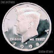 1998-S Kennedy Half Dollar * GEM Proof 1998-S Kennedy Proof