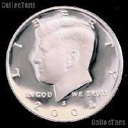 2004-S Kennedy Half Dollar * GEM Proof 2004-S Kennedy Proof