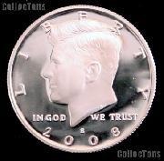 2008-S Kennedy Half Dollar * GEM Proof 2008-S Kennedy Proof