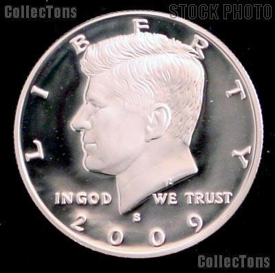 2009-S Kennedy Half Dollar - Gem Proof