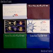 U.S. Mint Proof Sets - Proof Sets - Annual