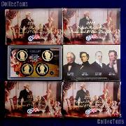 U.S. Mint Proof Sets - Presidential Proof Sets
