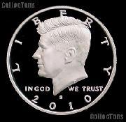 2010-S Kennedy Half Dollar * GEM Proof 2010-S Kennedy Proof