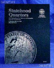 Whitman Statehood Quarters 2006-2009 Folder 8112