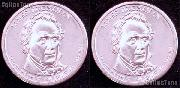 2010 P&D James Buchanan Presidential Dollar GEM BU 2010 Buchanan Dollars
