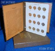 Sacagawea Set 2000 - 2014 BU SAC & Native American Dollar Set (30 coins) in Album #7183