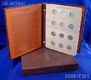 Susan B Anthony Dollar Set BU 1979 - 1999 P, D, & S  SBA Set (12 coins) in Album # 7180
