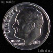 1963 Roosevelt Dime SILVER PROOF 1963 Dime Silver Coin