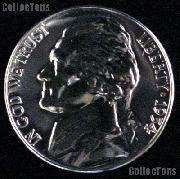 1954 Jefferson Nickel PROOF Coin 1954 Proof Nickel Coin