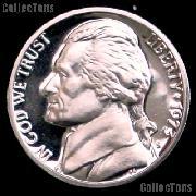 1973-S Jefferson Nickel PROOF Coin 1973 Proof Nickel Coin