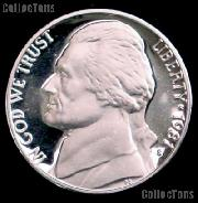 1981-S Jefferson Nickel Type 2 PROOF  Coin