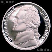 1993-S Jefferson Nickel PROOF Coin 1993 Proof Nickel Coin