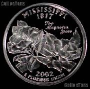 2002-S Mississippi State Quarter PROOF Coin 2002 Quarter
