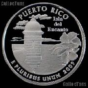 2009-S  Puerto Rico Quarter PROOF Coin 2009 Quarter