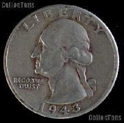 1943-S Washington Quarter Silver Coin 1943 Silver Quarter