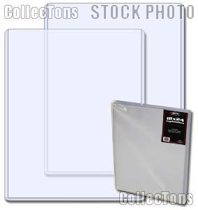 18x24 Picture Frames by BCW 10 Pack 18 x 24 Picture Frame Toploaders