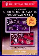 A Guide Book of Modern United States Proof Coin Sets 2nd Edition Full Color by David W. Lange - Paperback