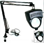 Magnifying Lamp 2x Magnifier for 60 Watt Bulb with Adjustable Arm