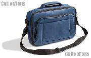 Coin Carry Bag for Coin Collectors w/ 4 2x2 Coin Holder Trays COIN TRAVELLER by Lighthouse