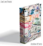 Bank Note Themed Currency Binder for VARIO Pages by Lighthouse