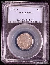 1915-D Buffalo Nickel in PCGS XF 45