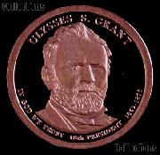 2011-S Ulysses S Grant Presidential Dollar GEM PROOF Coin