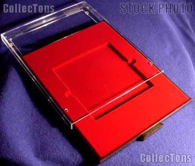 Lighthouse Coin Case Single Compartment  MB1/10PP