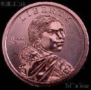 2011-D Native American Dollar BU 2011 Sacagawea Dollar SAC