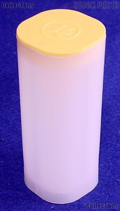Official Royal Canadian Mint 1oz Silver Maple Leaf Empty Coin Tube for 25 Coins