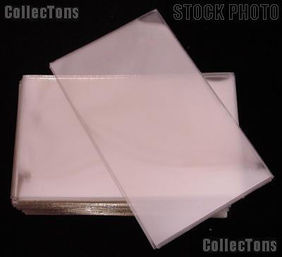 100 Bill Holders Museum Quality Fractional Currency by Dupont Melinex 5x3